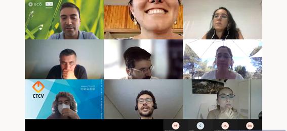Celebrada la reunión online del proyecto CircularBIM